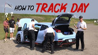 Everything You Need to Know About Your First Track Day
