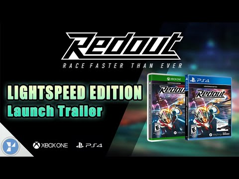 Redout: Lightspeed Edition Video Screenshot 1