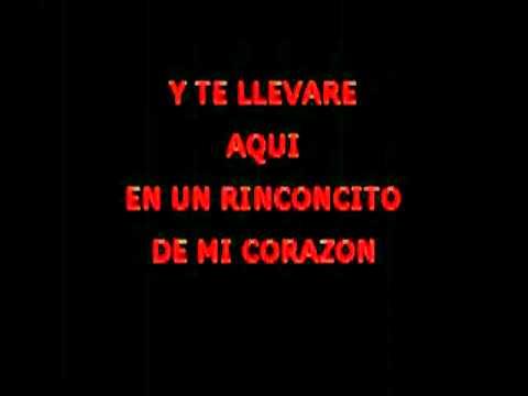 A Tu Recuerdo.Los Angeles Negros - Karaoke.flv
