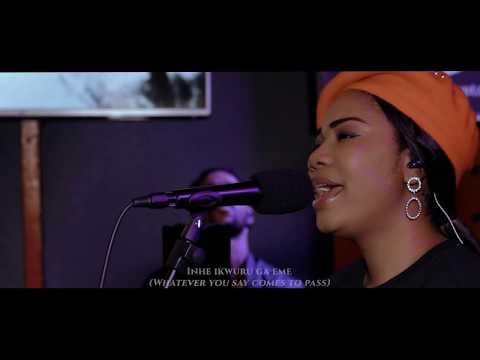 (Live) OMEKANNAYA - Mercy Chinwo  [@mmercychinwo]