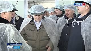 В Омской области начнут работать кооперативы по закупу молока