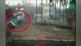 Nguyên nhân ban đầu vụ xe container tông ô tô con khiến 5 người tử vong ở Tây Ninh   VTC14