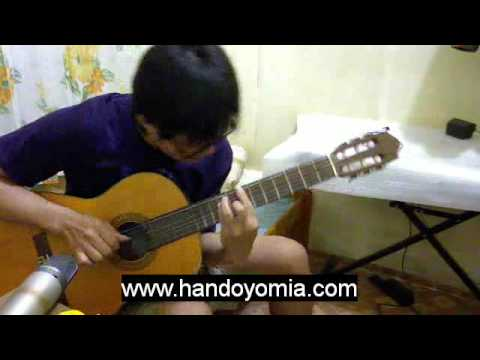 Fantasia Bulan Madu - Search / (Cinta Kita - Nike Ardilla) - Fingerstyle Guitar Solo