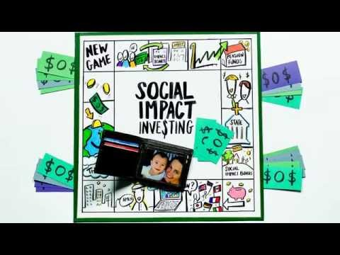 Social Impact Investment - What is it?