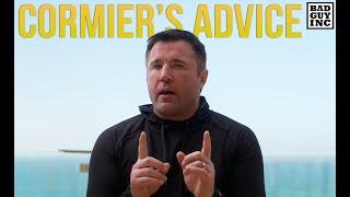 Daniel Cormier's advice to Dana White re: Khabib