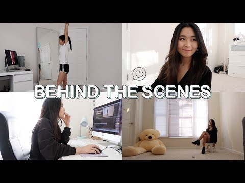 [Behind the Scenes] How I Practice/Film My Dance Covers