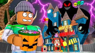 ROBLOX HOUSE OF HORROR...