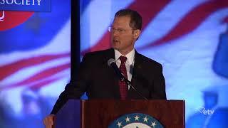 Lt. Gov. Kevin Bryant Speaks About Steve Bannon at The Citadel