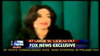Bonnie Vent update to Geraldo Rivera Interview with Michael Jackson 2005