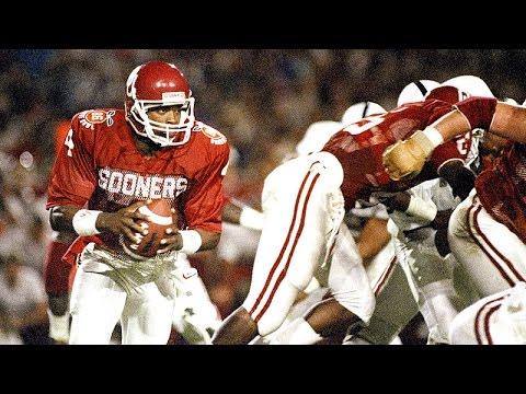 1986 Orange Bowl #1 Penn State vs #2 Oklahoma 1 of 2