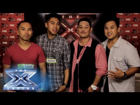 Yes, I Made It!: Legaci - THE X FACTOR USA 2013 - Smashpipe Entertainment