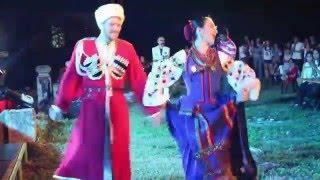 Dàn Hợp xướng Hàn lâm Kazak vùng Kuban – Liên bang Nga tại Festival Huế 2016