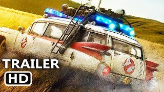 GHOSTBUSTERS AFTERLIFE Official Trailer (2020) Ghostbusters 4, Finn Wolfhard, Paul Rudd