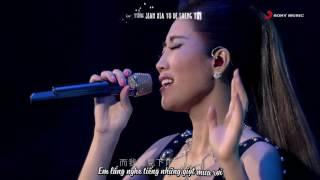 [Vietsub+Kara]Sonar Tour Concert_ Lắng nghe tiếng mưa rơi_ A Lin