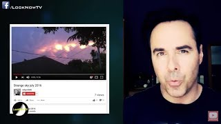 Best UFO Sightings 2016! SPACE To EARTH UFOs Caught On Camera!