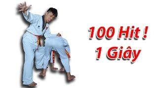 NTN - Thử Đấm 100 Hit Trong Vòng Một Giây (Strike 100 hit in 1 seconds)