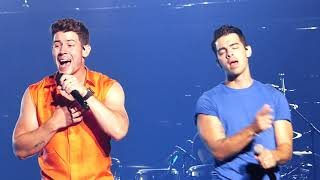 Jealous - Jonas Brothers - 2019 Happiness Begins Concert Tour - TD Garden - Boston, MA [8/17/2019]
