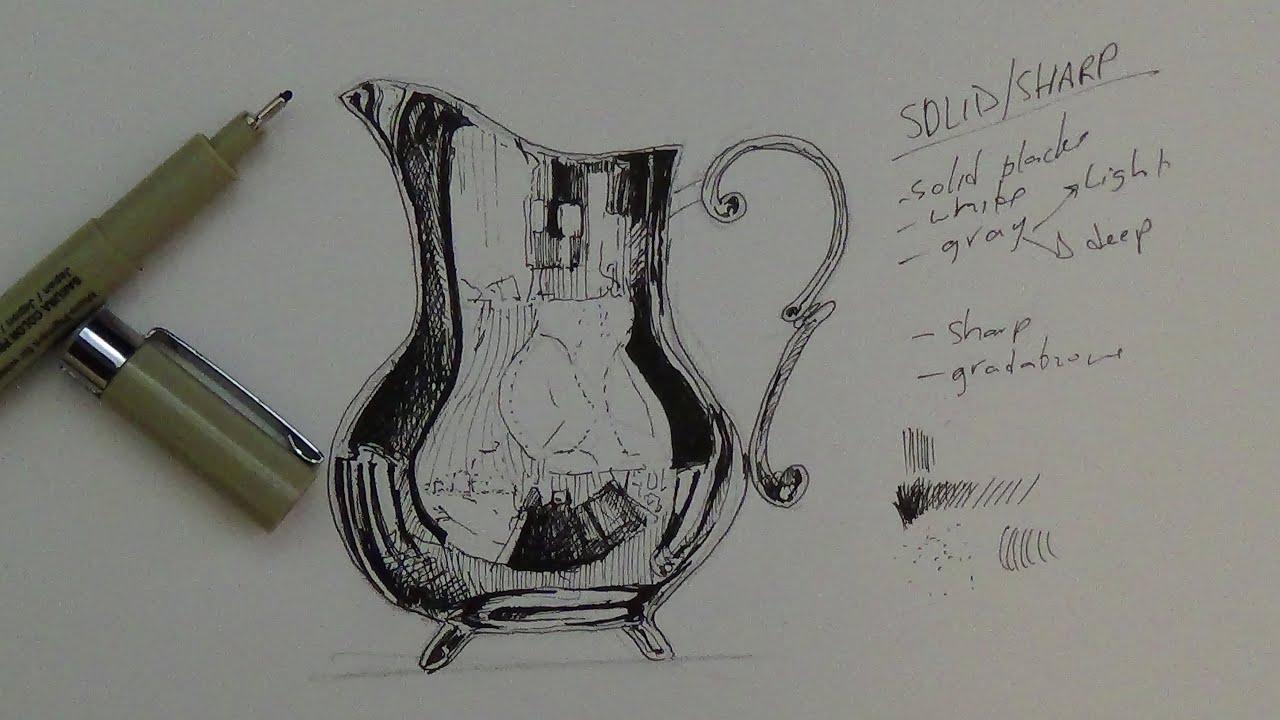 Wood Texture Sketch