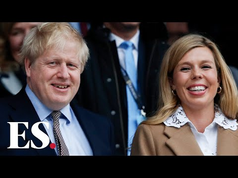 Boris Johnson and Carrie Symonds: Rollercoaster two months culminating in birth of their son