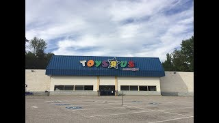 Abandoned Toys R Us Barboursville WV