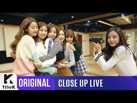 Closeup LIVE(초밀착라이브): APRIL(에이프릴)_APRIL members asked for focus camera?_ April Story(봄의 나라 이야기)