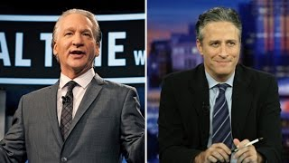 THROWBACK: Bill Maher Goes After Jon Stewart