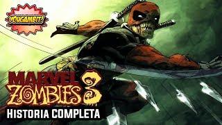 VIDEOCOMIC: MARVEL ZOMBIES 3 - Historia Completa