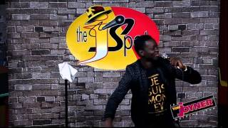 Michael Blackson Does Stand Up For The TJMS [VIDEO]