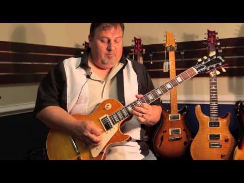 2001 Gibson Les Paul '58 Reissue Butterscotch