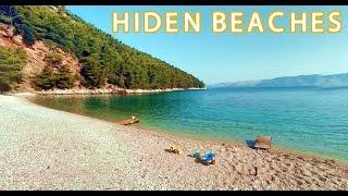 Hidden beaches in Croatia - Beach ''Mali Bok'' (Island Cres