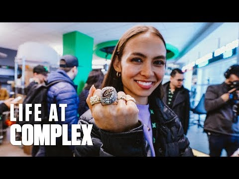 STOCKX DAY 2 (feat. EMILY OBERG) | #LIFEATCOMPLEX