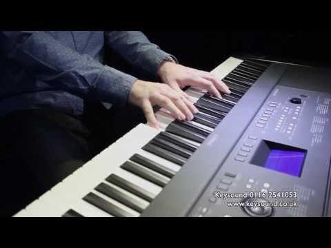 Yamaha DGX650 Digital Piano Demo