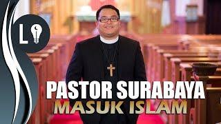 KISAH PASTOR Surabaya MASUK ISLAM | Ustad Khalid Basalamah