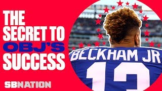 Odell Beckham Jr.'s skills, explained by his former teammate | Xs & Os w/ Geoff Schwartz, Ep. 1