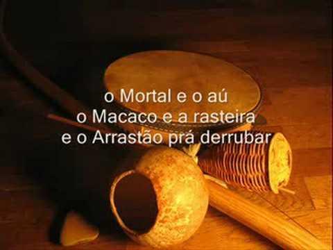 Favoritos Capoeira Brasileira - Abadá Capoeira - VAGALUME BW45