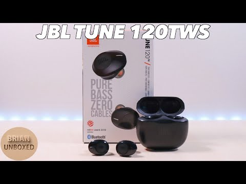 video JBL Tune 120TWS Truly Wireless in-Ear Earbuds (Black)- A Complete Review
