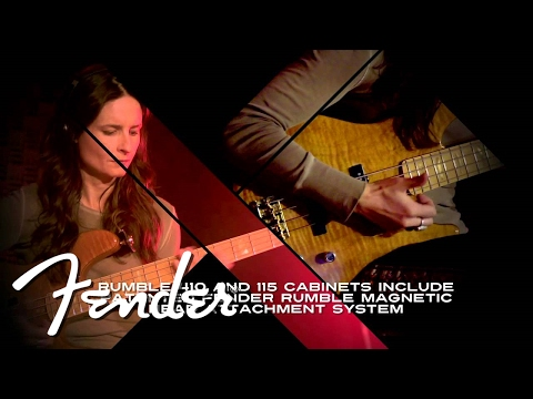 Fender 2014 Rumble Bass Amps