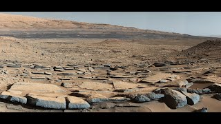 NASA's Newly Released Images Of Mars (2020)