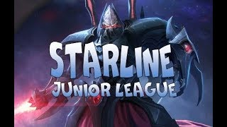 Турнир по StarCraft II: Legacy of the Void(Lotv) (22.04.2019) Starline junior - финальный день!