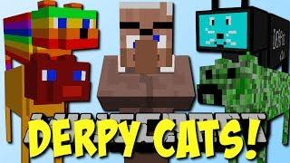 DERPY CATS MOD!! (Hot Dog Katze, PC-Katze, Furzende Katze)