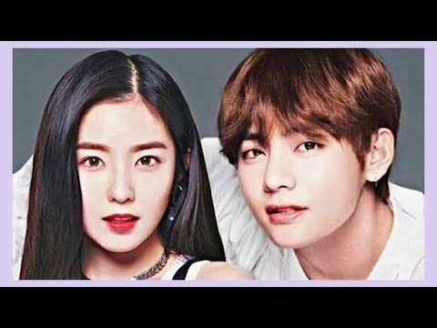 [Vrene] Taehyung & Irene Moment Part 1