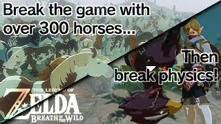 BotW Glitches & Tricks: Horse Factory [Still Works], and The Lizalfos Curse [PATCHED]