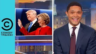 Donald Trump's Shock Announcement   The Daily Show With Trevor Noah