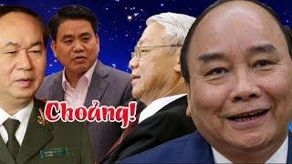Mật lệnh của Trần Đại Quang, Nguyễn Đức Chung bảo kê cho Vinggroup quấy rối Trọng lú và Phúc nghẹo