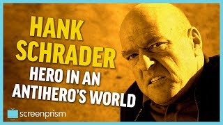 Breaking Bad: Hank Schrader - A Hero in an Antihero's World