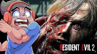 LET'S FINISH THIS GAME TODAY!! [RESIDENT EVIL 2] [ENDING LEON] - YouTube