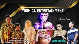 Live Music Yoshica Entertainment Di Desa Gunungsari Sukagumiwang  Indramayu Bagian Malam