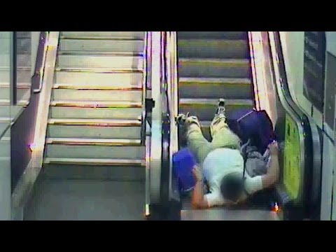 Escalators, Temporarily Fails. Sorry For The Conve