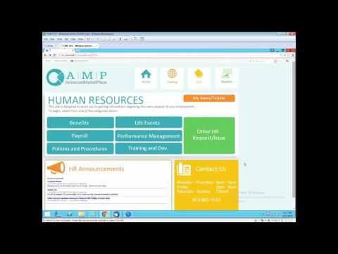 Human Resources Management with Cherwell