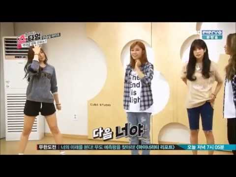 [ENG SUB] Apink's Showtime EP7 Part 3/4